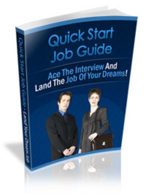 Product picture Job Guide Adequatis